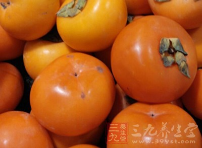 柿子吃多了会怎么样 竟会造成结石