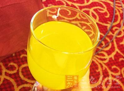 每天两杯橙汁助降压