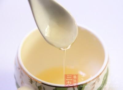 蜂蜜瘦身 具体方法是这样
