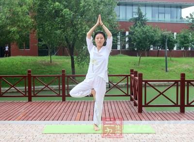 瑜伽减肥的体式有很多