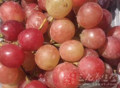 葡萄的功效 葡萄防肝癌最佳食物