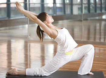 减肥瑜伽_玉珠铉减肥瑜伽_韩国最有效的减肥瑜伽操初级教程 - 牛哈养生网
