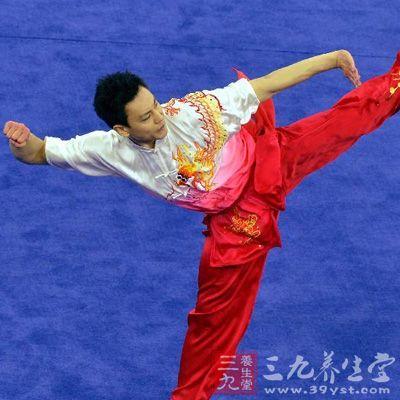 武术教学 长拳的套路剖析(3)