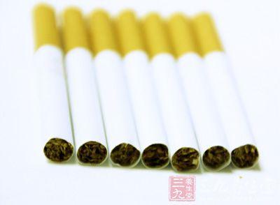 香烟是有白害而无一利的东西
